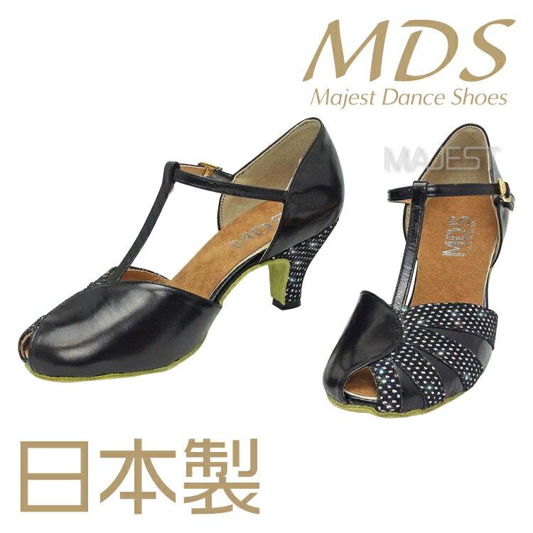 k3-56-103 社交ダンス シューズ 靴 MDS MAJEST DANCE SHOES エーディーエス合同会社