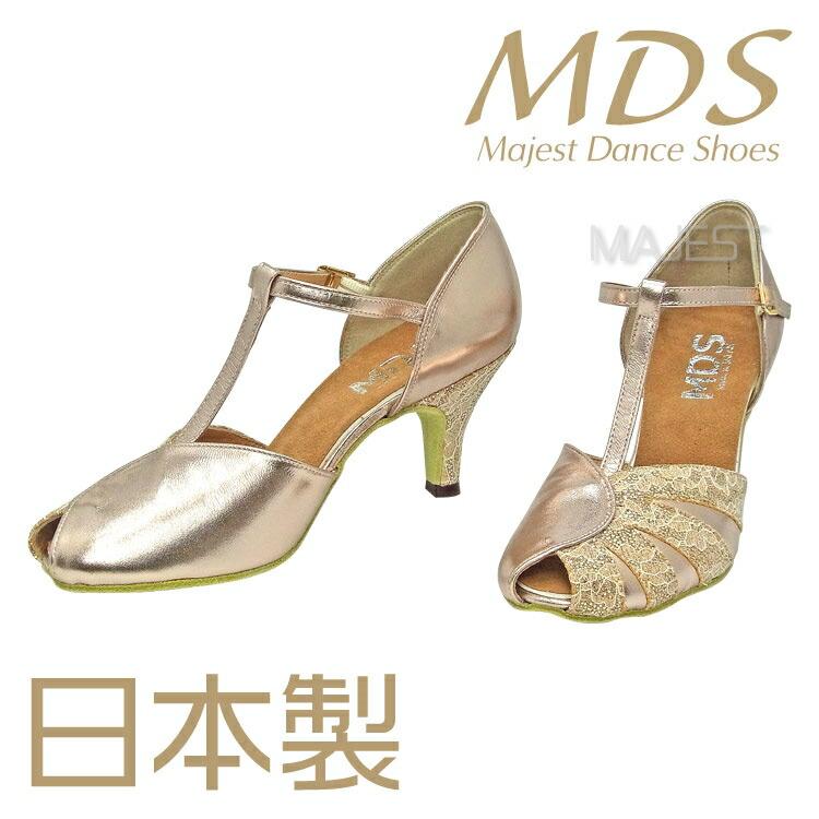 k3-63-111 社交ダンス シューズ 靴 MDS MAJEST DANCE SHOES エーディーエス合同会社