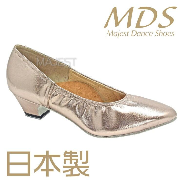 m-63 社交ダンス シューズ 靴 MDS MAJEST DANCE SHOES エーディーエス合同会社