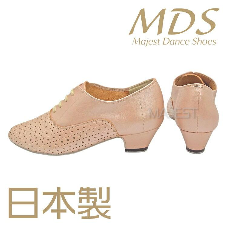t1800-89 社交ダンス シューズ 靴 MDS MAJEST DANCE SHOES エーディーエス合同会社