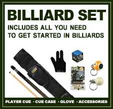 Billiards Cue Starter Set