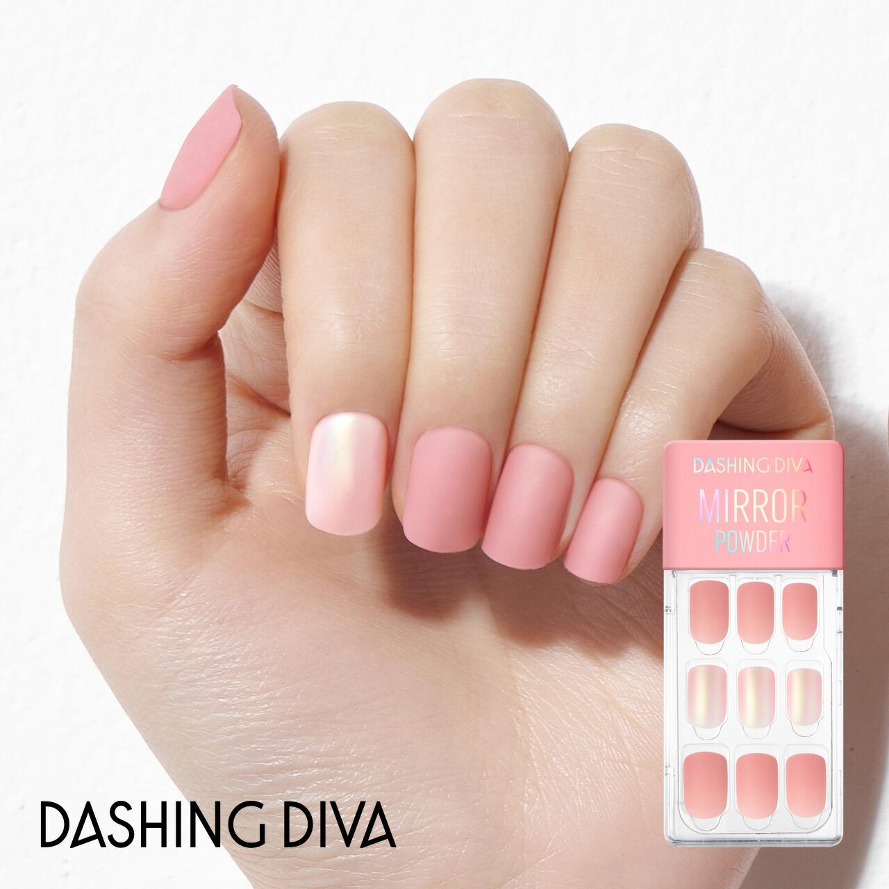 ダッシングディバマジックプレス/Rose Pink Shine