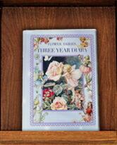 3年連用日記 フラワーフェアリーズ