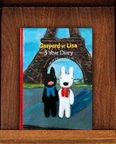 3年連用日記 リサとガスパール