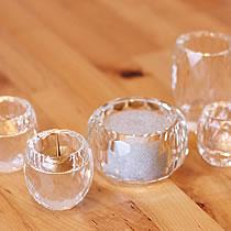 ガラス仏具セット