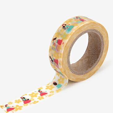 マスキングテープ 103 hula