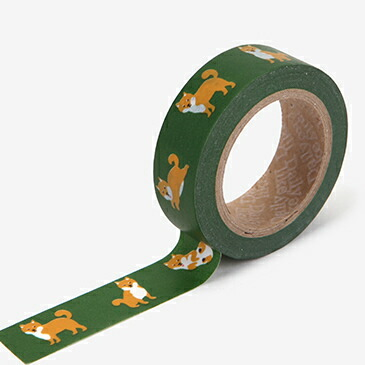 マスキングテープ110 : Shiba