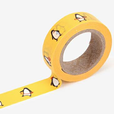 マスキングテープ92 : Penguin