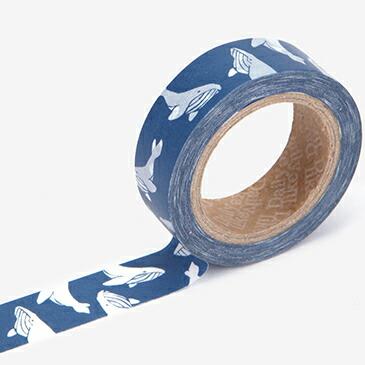 マスキングテープ 93 whale