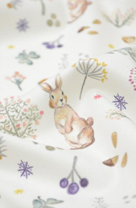 Milky rabbit
