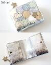 新マルチドット 2つ折り財布 ミニ財布
