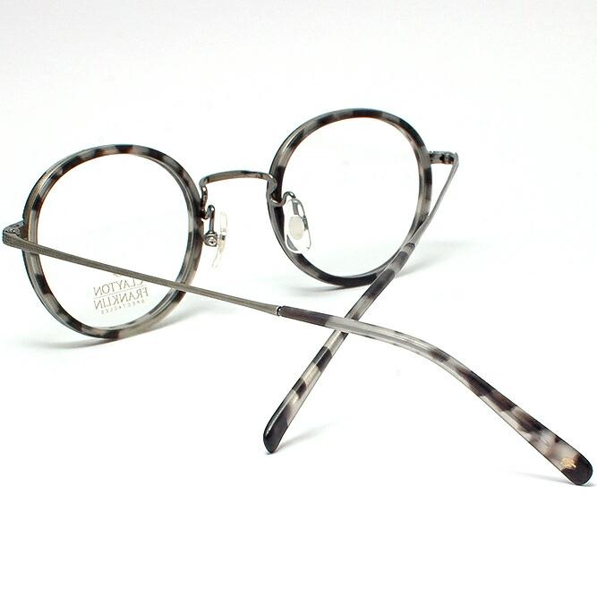 f313d1dcf48 dekorinmegane  Clayton Franklin eyeglass frames CF-598-AS antique ...