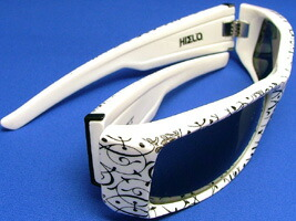 052e5d4741c dekorinmegane  Spy sunglasses HIELO ( by ) HE1N00 (shiny white ...