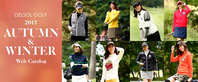 DELSOL GOLF 2017 AUTUMN & WINTER