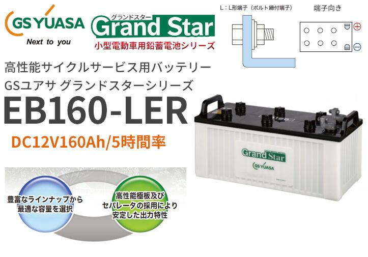GSユアサ GrandStarシリーズ