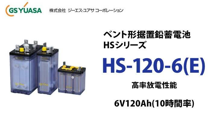 古河電池 MSE-100-6