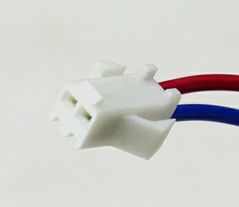 3ピン 誘導灯・非常灯 小型バッテリ用等 SMPコネクタ