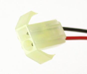 処分品組電池 4.8V270mAh S型 58x33mm コネクタ形状