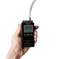 カスタムの測定器
