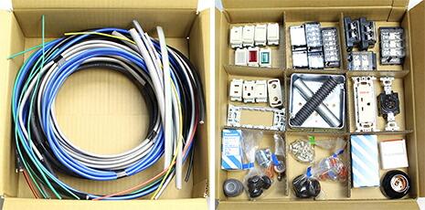 電池屋オリジナルの梱包箱採用