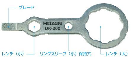 合格マルチツール DK-200