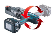 SC162DRG マキタ(MAKITA) 充電式鉄筋カッタ  18V/6.0Ah充電池・充電器・ケース付