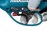 UP361DPT2 マキタ(MAKITA) 充電式せん定ハサミ 18V+18V/5.0Ah充電池2本・2口急速充電器付