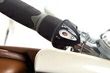 バンビーナ バスケットにもなるフロントチャイルドシート付 三輪自転車 MG-CH243F