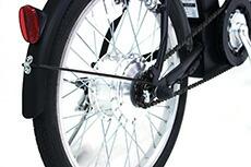 フィールドチャンプ ノーパンクタイヤ&電動アシスト機能搭載!折畳自転車 20インチモデル KH-DCY310NE