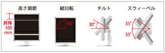 EIZO(エイゾー) FDS1703-BK 高品質業務用17インチ液晶モニタ 防犯設備協会規格SES E 3004適合