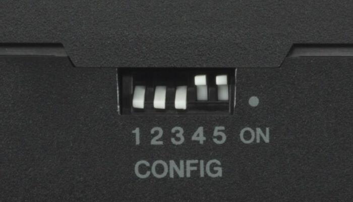ヤマハのシンプルL2スイッチ