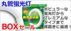 丸菅蛍光灯(BOX)