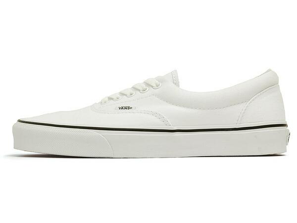 26e6f289361848 denpcy  Vans Ella true white white VANS ERA TRUE WHITE vans simple ...