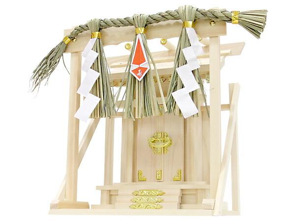 幕板小/草绳1尺的架板一社神社/安排例属于P的