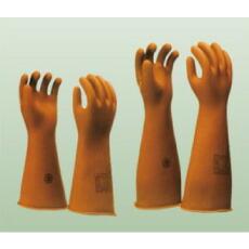 ヨツギ 高圧用ゴム手袋 YS-101-21-01(YS-101-21-1)  大