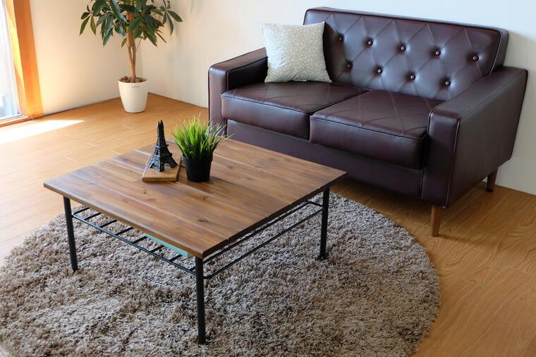 楽天市場 センターテーブル ローテーブル テーブル リビングテーブル