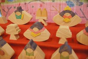 小黒三郎の考える雛人形