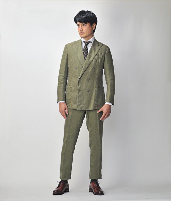 サンタニエッロ スーツ