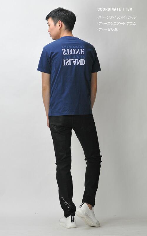 2NS89 GRAPHIC SEVEN 半袖プリントTシャツ