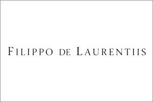 フィリッポ デ ローレンティス Filippo DE Laurentiis ブランドロゴ