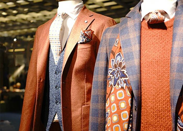 色使いが美しい事。イタリアブランドの特徴です