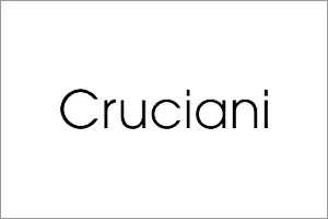 クルチアーニ cruciani ブランドロゴ