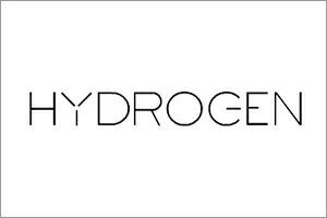 ハイドロゲン HYDROGEN ブランドロゴ