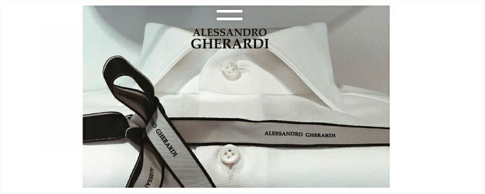 ALESSANDRO GHERARDI アレッサンドロゲラルディ