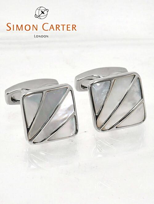 SIMON CARTERサイモンカーター カフリンクス