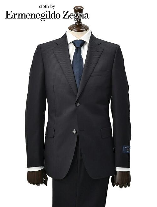 エルメネジルドゼニア生地使用 TRAVELLER トラベラー シングルスーツ