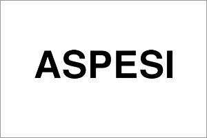 アスペジ ASPESI ブランドロゴ
