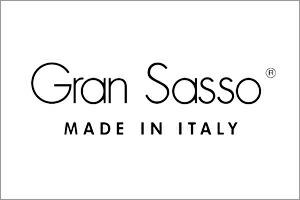 グランサッソ GRAN SASSO ブランドロゴ