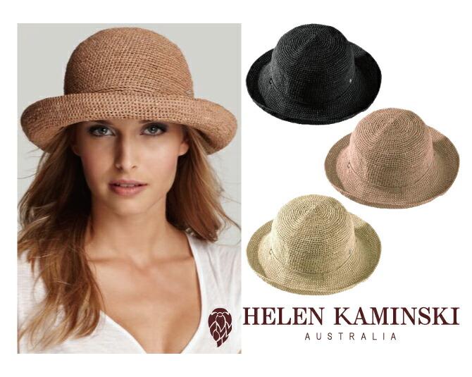 DEROQUE  HELEN KAMINSKI Kaminski Provence 8 raffia Hat Hat provence ... 6bb4a5d04b52