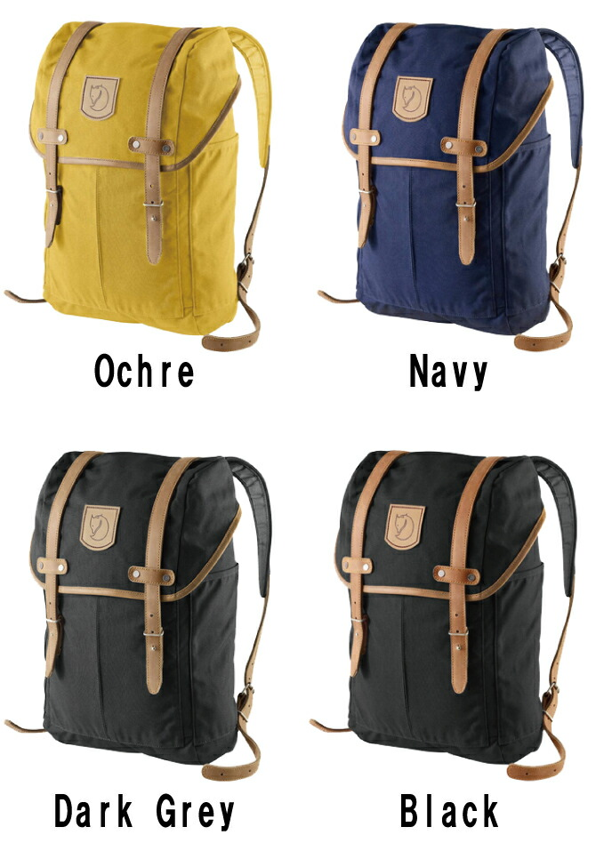FJALL RAVEN フェールラーベン Rucksack No  21 Small Small rucksack backpack